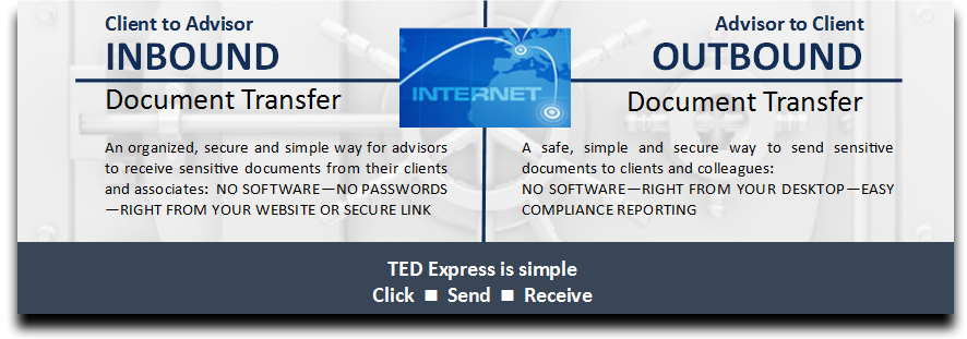TED Express Banner